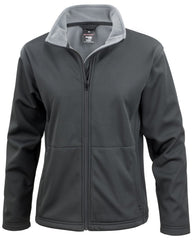 R209F Result Core Ladies' Soft Shell Jacket - Go-To Workwear Ltd