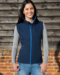 R232F Result Core Lady Printable Sshell B/Warm - Go-To Workwear Ltd