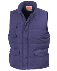 R94X Result Promo Mid-Weight Bodywarmer - Go-To Workwear Ltd