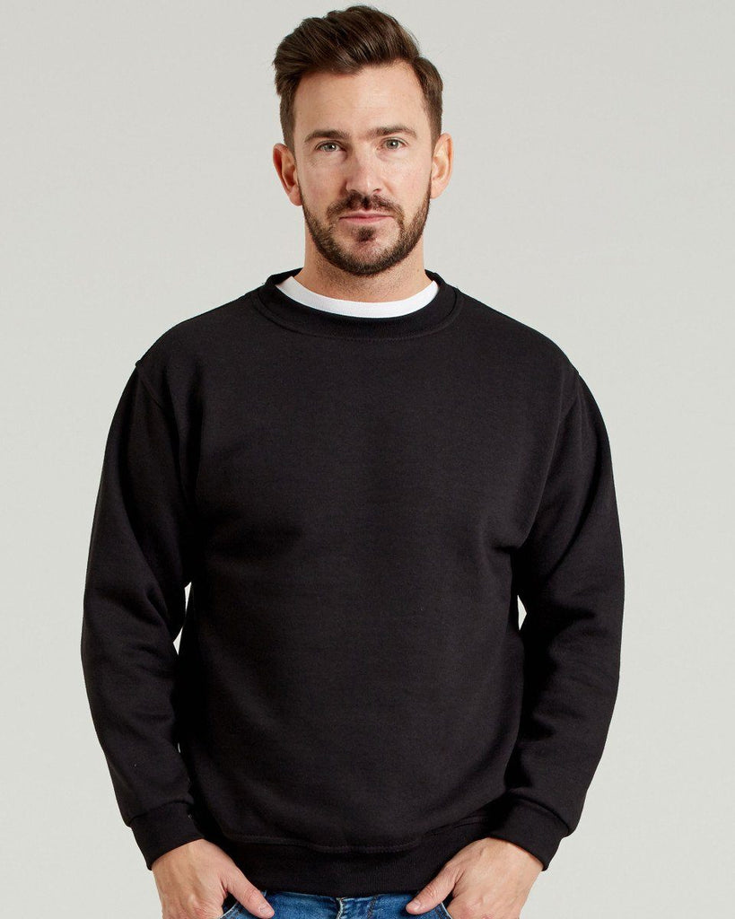 UCC002 50/50 Heavyweight Set-In Sweatshirt - Go-To Workwear Ltd