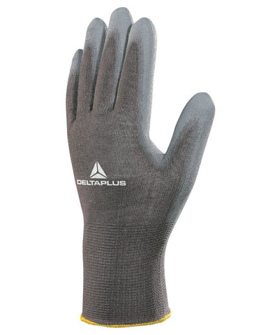 VE702PG Delta Plus Polyester Knitted Gloves