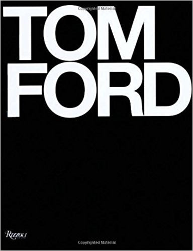Tom Ford by Tom Ford Book