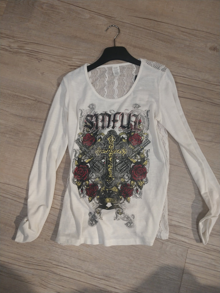 Women's Sinful Long Sleeve