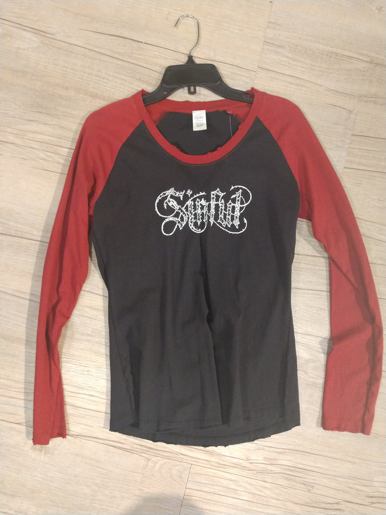 Women's Sinful Long Sleeve With Wings