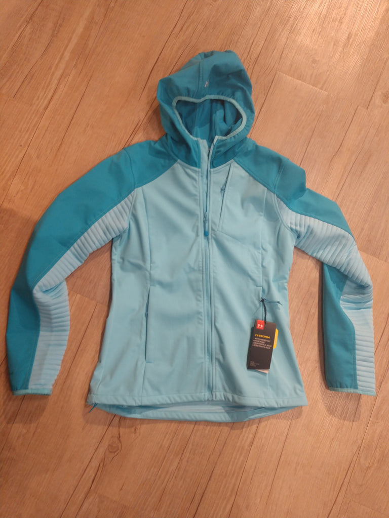 Women's Under Armour Blue Storm Water Resistant Coat