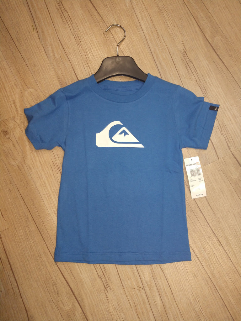 Quiksilver Boys Youth Short Sleeve T-shirt