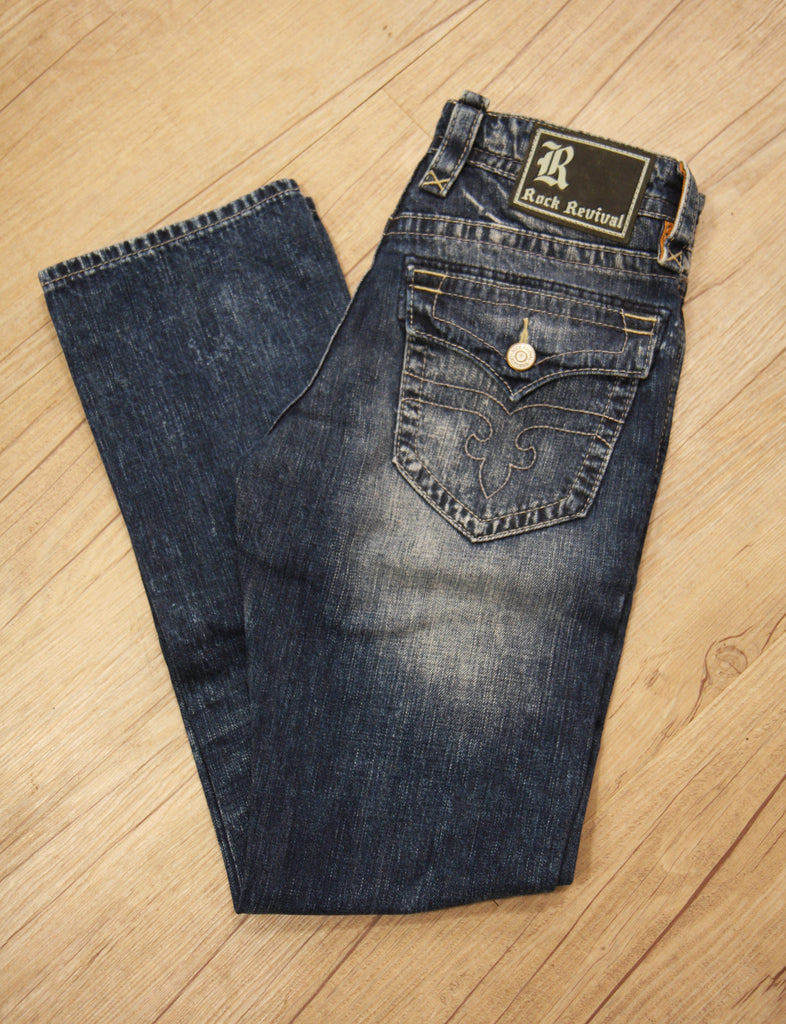 Rock Revival- Jeans- Men's