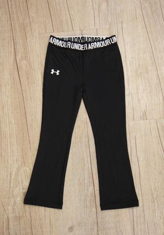 Under Armour- Pants- Girls- Black