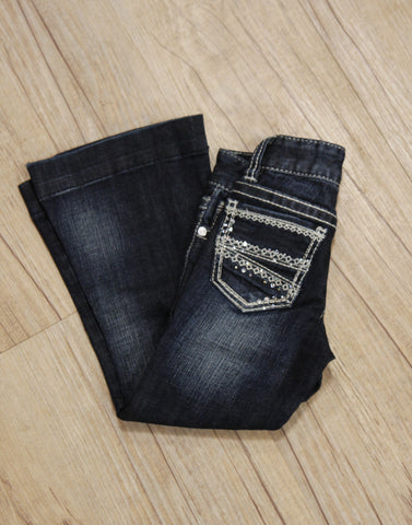 Rock and Roll- Jeans- Girl's