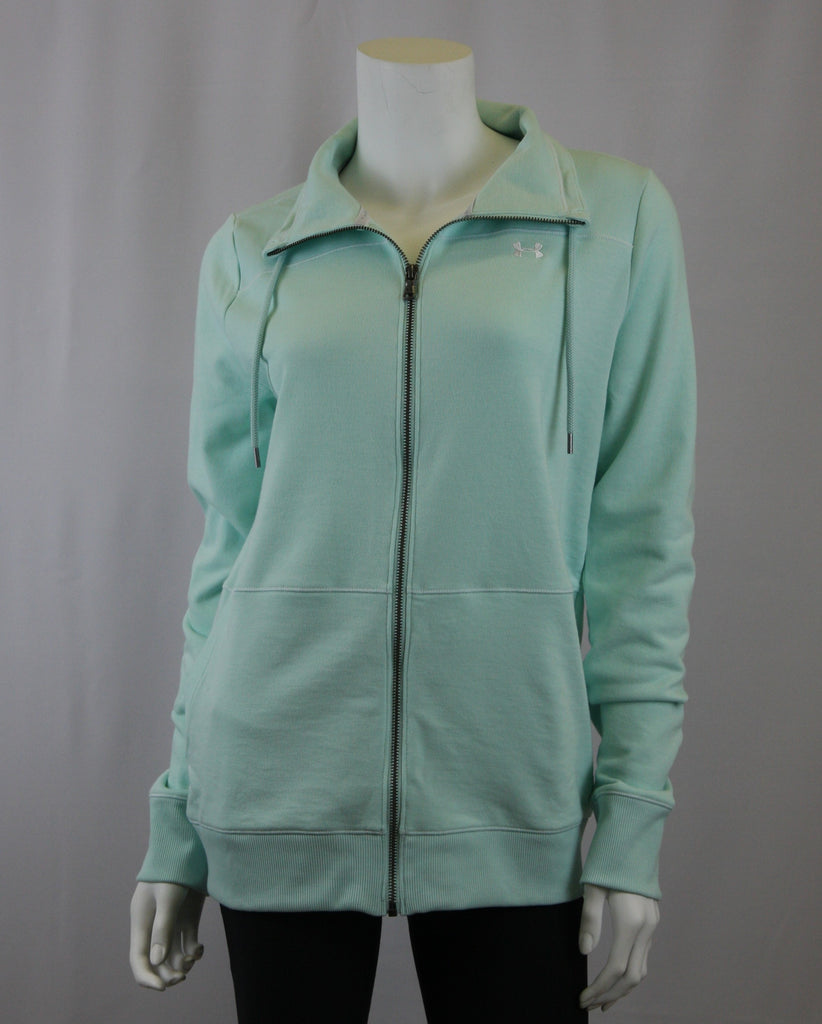 Under Armour- Full-Zip- Women's- Mint