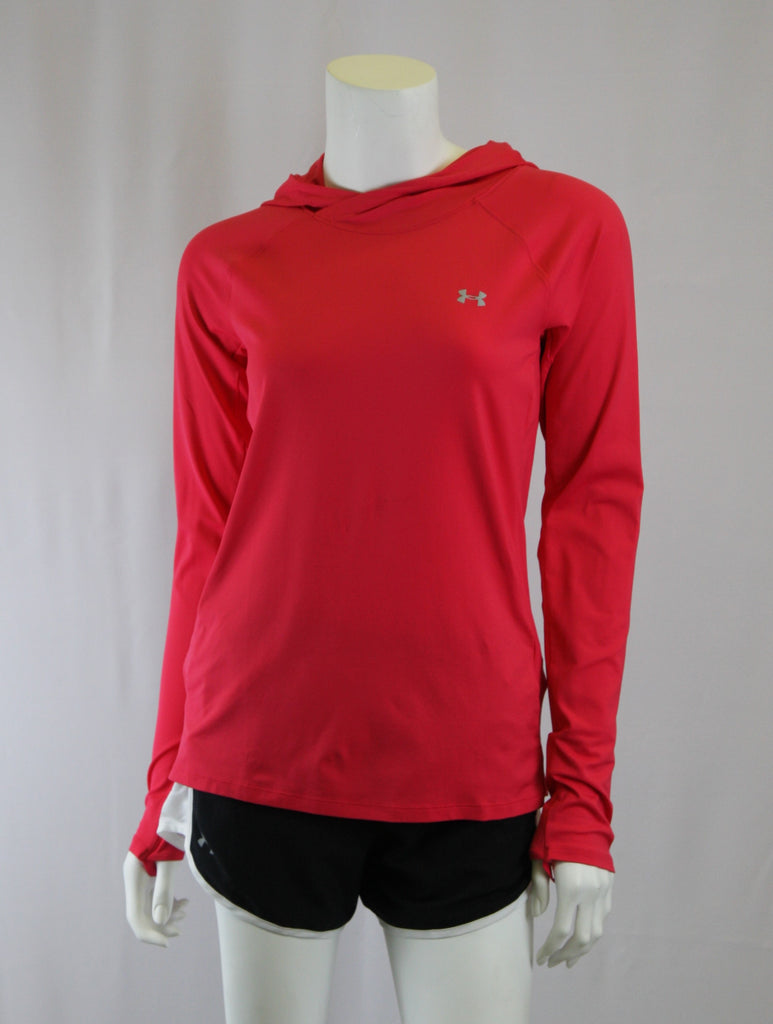 Under Armour- Long Sleeve- Women's- Pink