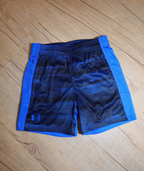 Under Armour- Shorts- Boys- Ultra Blue
