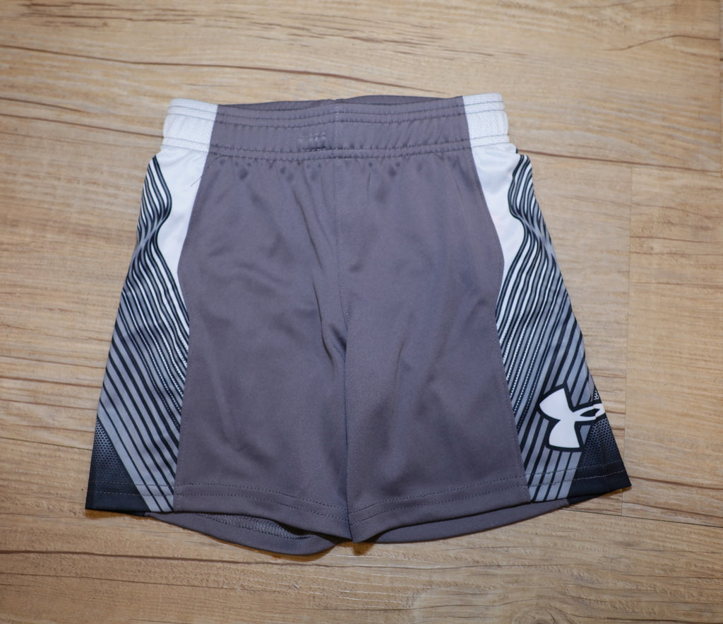Under Armour- Shorts- Boys- Graphite