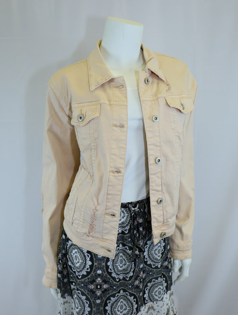 Tribal- Denim Jacket- Women's- Camelia