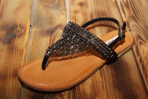 Not Rated Jeweled Sandal