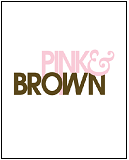 Pink&Brown Logo