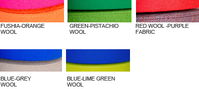 Roller Stool Color Options