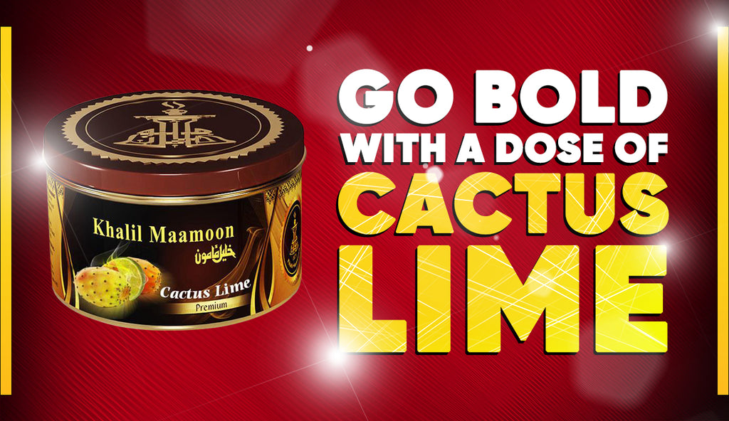 Go Bold with a Dose of Cactus Lime