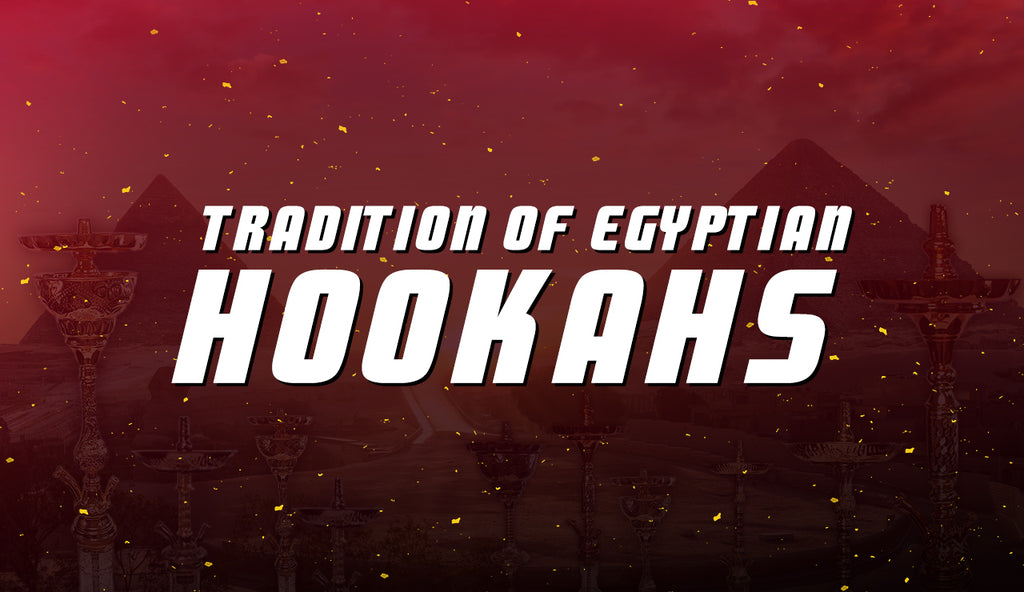 Khalil Maamoon | Tradition of Egyptian Hookahs