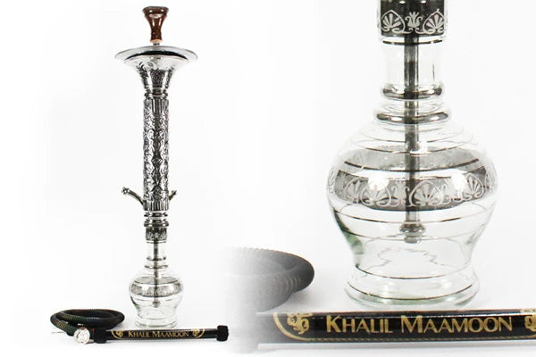 Patterns and Artwork in Hookahs
