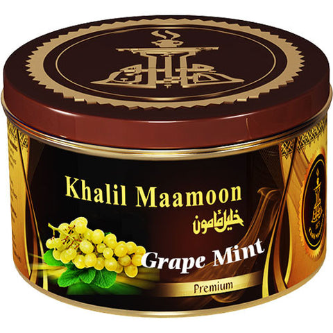 Grape Mint by Khalil Maamoon™ Tobacco