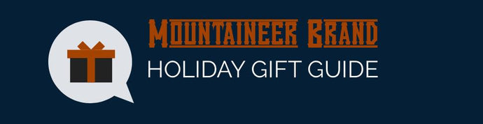Mountaineer Brand Holiday Gift Guide
