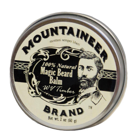 Magic Beard Balm WV Timber