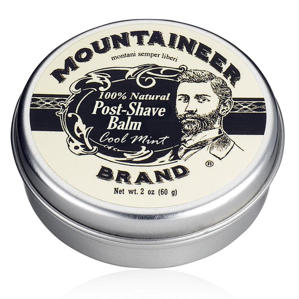 Post Shave Balm: Cool Mint
