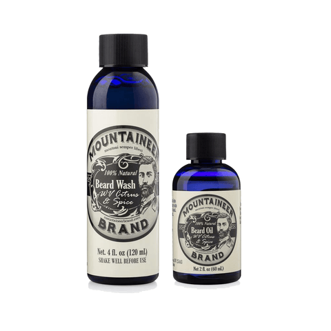 Beard Oil & Beard Wash - 4 Scents Available
