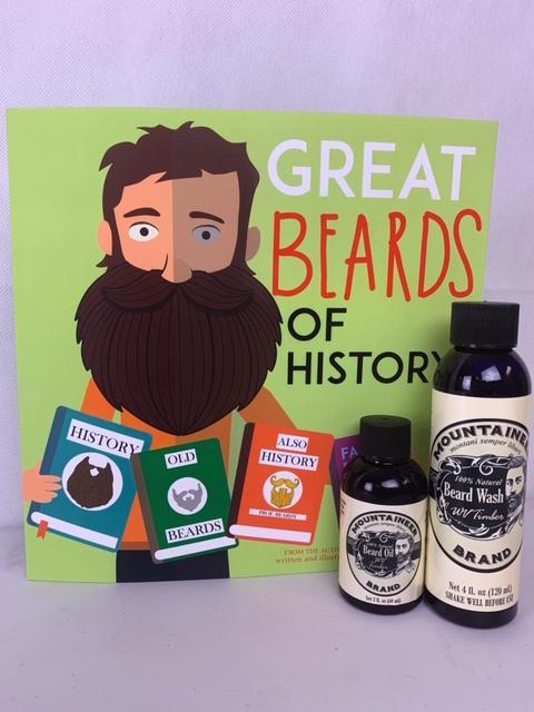 Special Edition Father's Day 2019 Beard Kit with Book