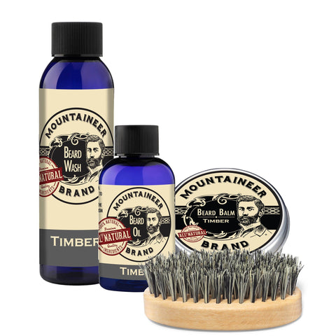 Timber Beard Kit