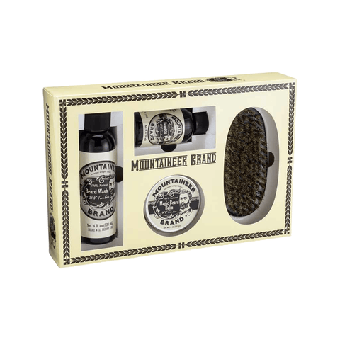 Complete Beard Kit: Timber Gift Set