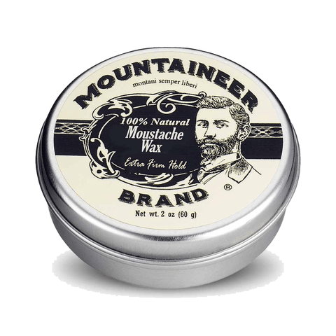 Mountaineer Brand Moustache Wax - Extra Firm
