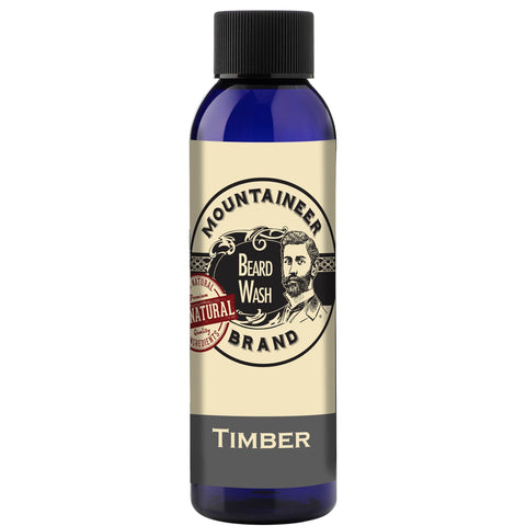 BEARD WASH - Timber