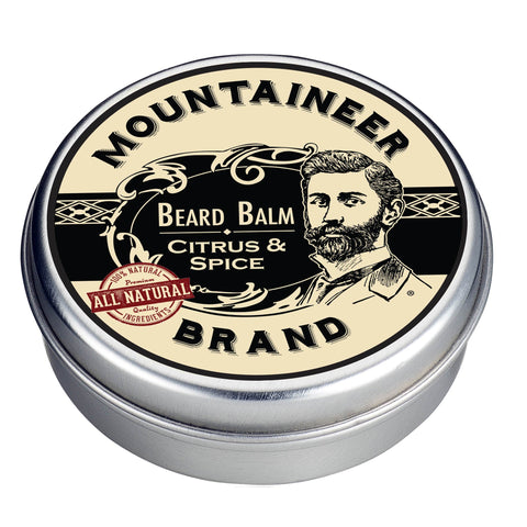 CONDITIONING BEARD BALM - Citrus and Spice