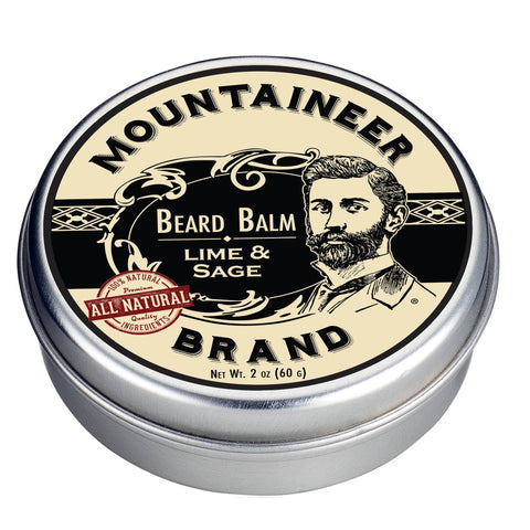 CONDITIONING BEARD BALM - Lime and Sage