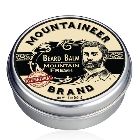 CONDITIONING BEARD BALM - Mountain Fresh