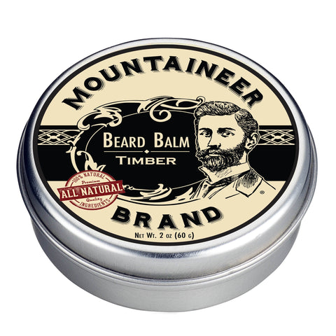 CONDITIONING BEARD BALM - Timber