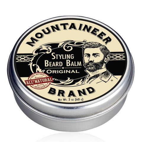 Mountaineer Brand STYLING BEARD BALM - Original
