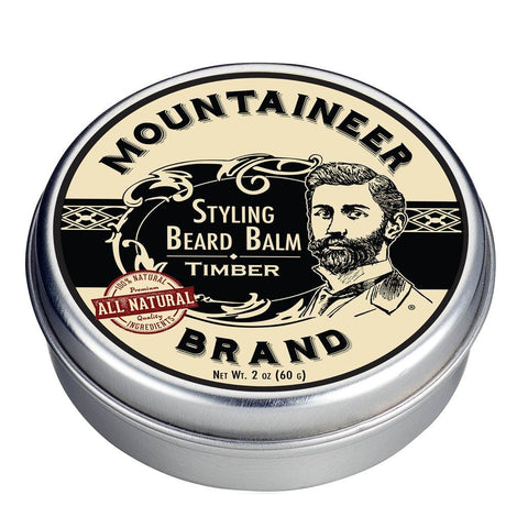Mountaineer Brand STYLING BEARD BALM - Timber