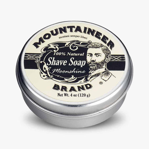 Product Image, Mountaineer Brand Moonshine Shave Soap