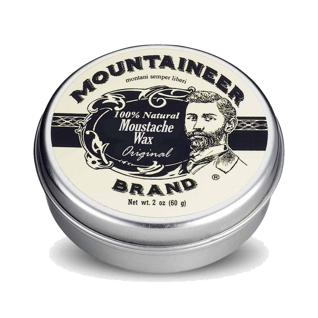Mountaineer Brand MUSTACHE WAX - Extra Firm