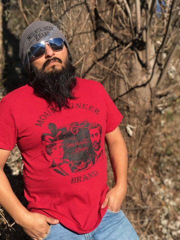 Red Mountaineer Brand T-Shirt