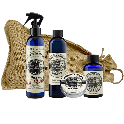 Winterize Your Beard Care Kit - Pine Tar