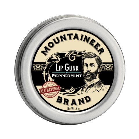 Mountaineer Brand Lip Gunk - Peppermint