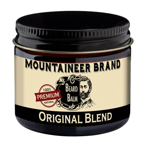 Mountaineer Brand Conditioning Balm - Original Blend