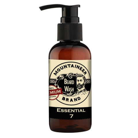 Mountaineer Brand Beard Wash - Essential 7