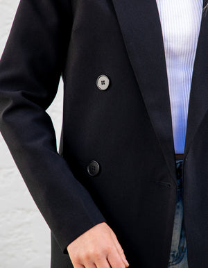 Axel blazer in Black