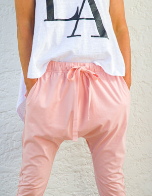 Kiera jogger pant in Blush