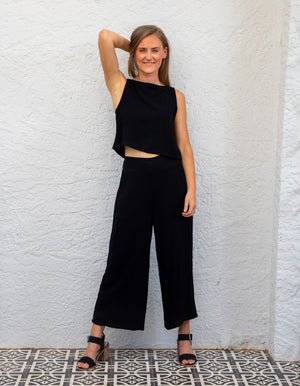 Rori pants in Black